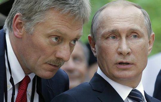 У Путина заявиил, что Украина с