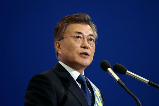 Мун Чжэ Ин не хочет еще войны с КНДР