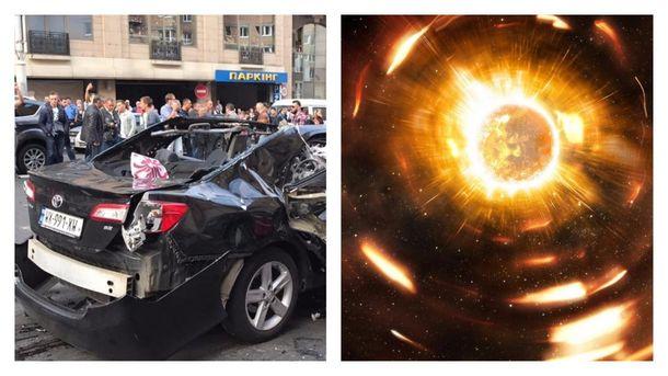 Главные новости 8 сентября в Украине и мире: Взрыв авто на Бессарабке, взрыв на Солнце