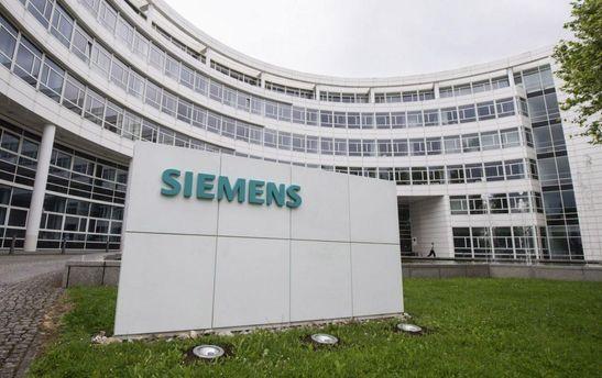 Siemens вдруге не зумів накласти арешт на свої турбіни