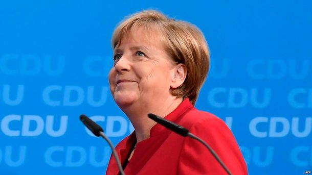 Ангела Меркель хочет снять санкции с России при определенных условиях