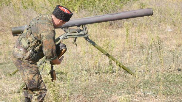 Террористы Донбасса не прекращают обстреливать украинские позиции