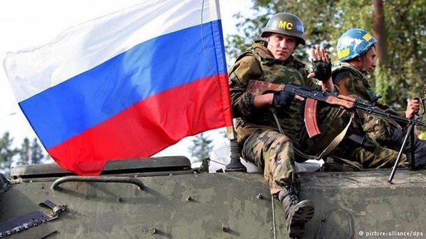 В Генштабе назвали количество военных России и террористов на Донбассе