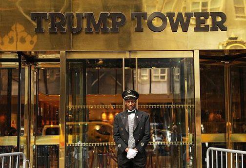 CNN проинформировал условия возведения Trump Tower в столице