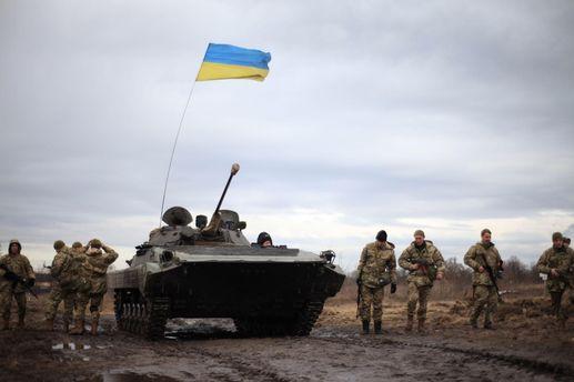Украинские военные за участие а АТО -могут попасть за решетку в России