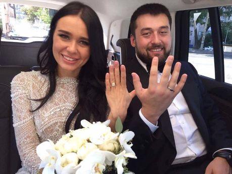 Сын генерального прокурора Луценко женился в основном ЗАГСе столицы Украины: появились фото