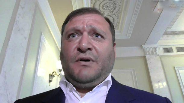 Михайло Добкін не надто ознайомлений з українською літературою