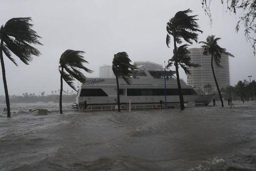 Наслідки урагану