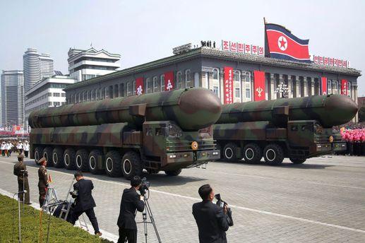 КНДР готова к ядерной войне на Корейском полуострове