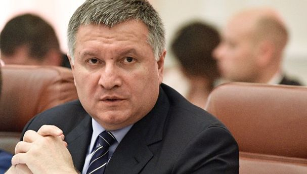 Арсен Аваков имеет свое видение ситуации