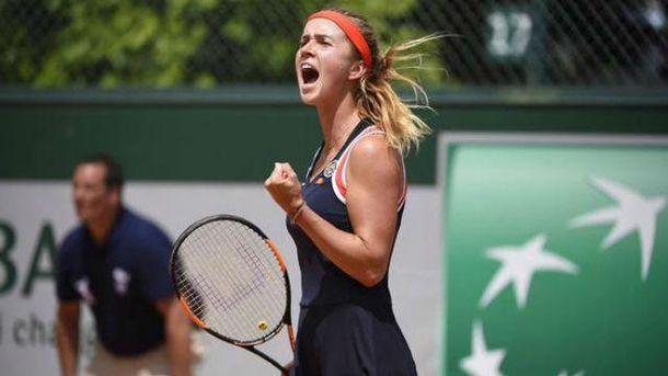 Рекорд для українського тенісу: Світоліна стала третьою ракеткою світу