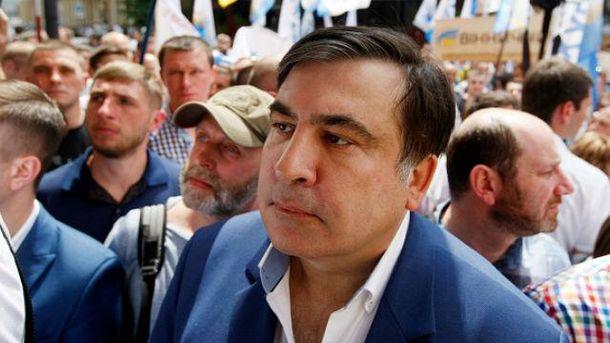Саакашвілі пропонували політичний притулок в ЄС