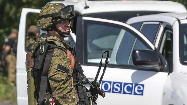 Наблюдательная миссия ОБСЕ