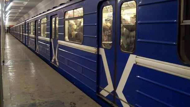 Київське метро (ілюстрація)