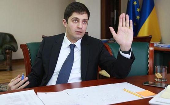 Сакварелідзе заявив про переслідування соратників Саакашвілі
