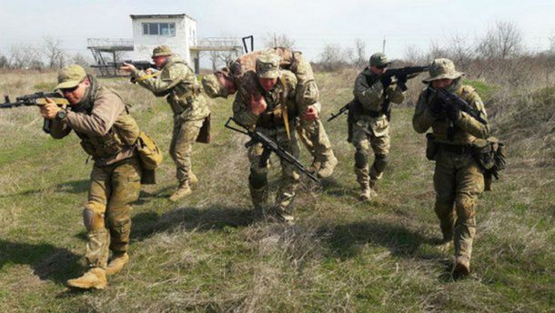 Навчання «Непохитна стійкість-2017»: танкова бригада ЗСУ форсувала Дніпро