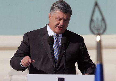 Порошенко надеется на поддержку инициативы о введении на Донбасс миротворцев ООН