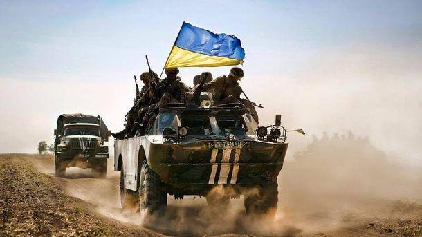 Українським солдатам за участь в АТО щомісяця платитимуть 17 тисяч гривень