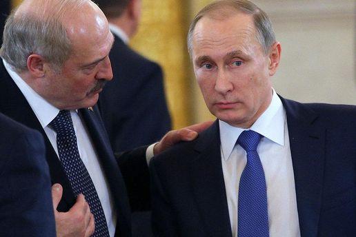 Лукашенко дратує Путіна