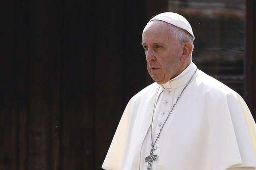 Папа Римський Франциск застеріг від наслідків, до яких можуть призвести зміни клімату
