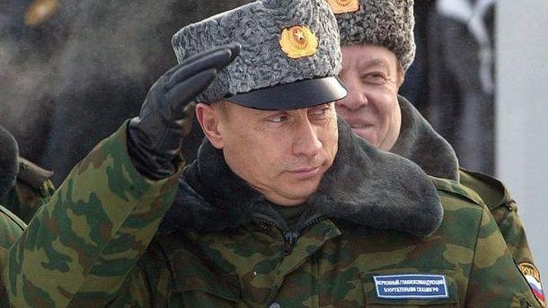 У Путіна зараз недостатньо сил для вторгнення в Україну