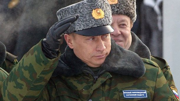 У Путина сейчас недостаточно сил для вторжения в Украину