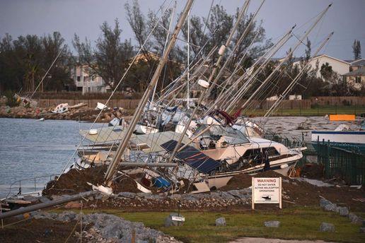 Ураган «Ірма» забрав життя понад 77 осіб
