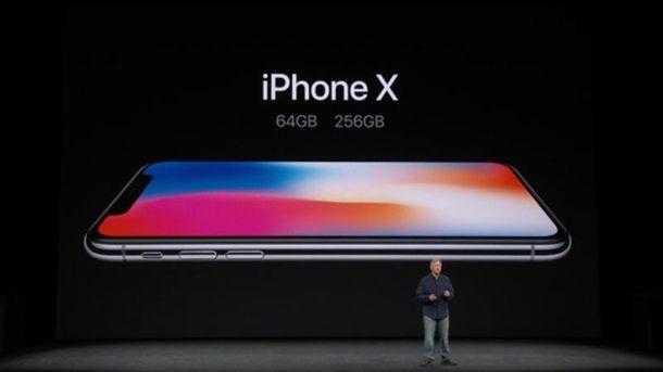 Apple презентувала iPhone 8, iPhone 8 Plus і iPhone X