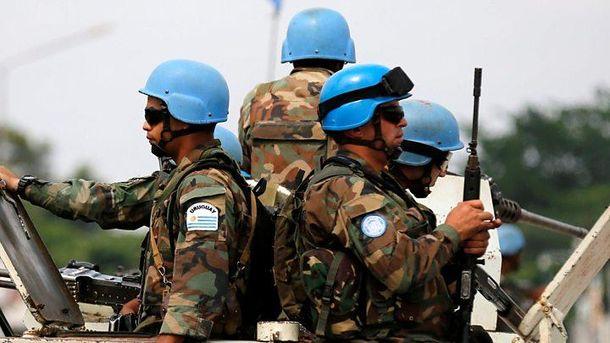 Миротворческая миссия ООН на Донбассе: отношение украинских военных
