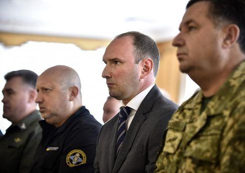 Порошенко  призначив Божка головою Служби зовнішньої розвідки України.