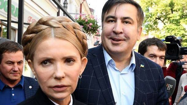 Грустные глаза Тимошенко: