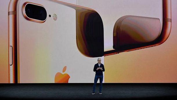 Презентация Phone X, iPhone 8 и iPhone 8 Plus