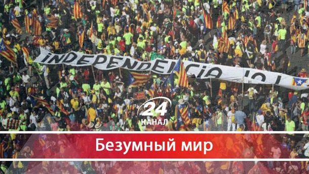 Сепаратизм по-испански: какую цепную реакцию может запустить отделение Каталонии