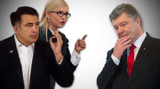 Михеил Саакашвили хочет вернуться в большую политику, а власть видит в нем угрозу