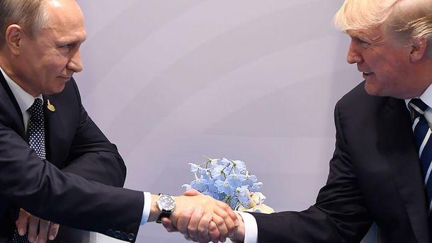 Путин передал Трампу план
