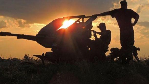 Снайпер боевиков убил украинского бойца под Авдеевкой