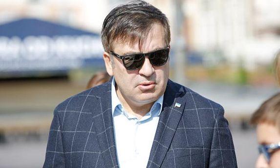Украина не сможет экстрадировать Саакашвили в Грузию, когда он подаст иск в ВАСУ
