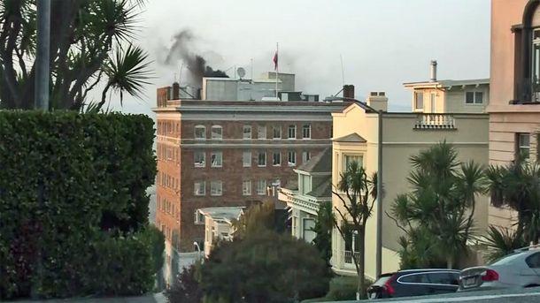 Бывшее консульство России в Сан-Франциско