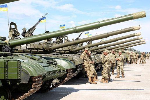 Бюджет на оборону у 2018 році зросте на 20 мільярдів гривень