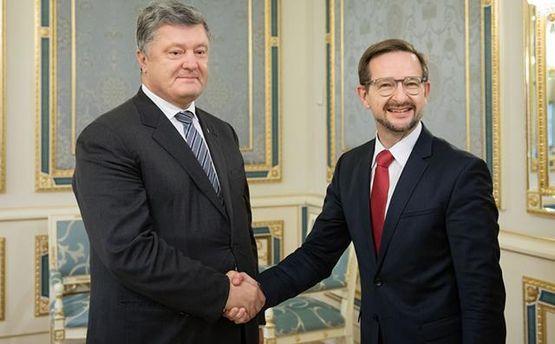 Миротворці ООН на Донбасі: Порошенко скоординував підходи з генсеком ОБСЄ