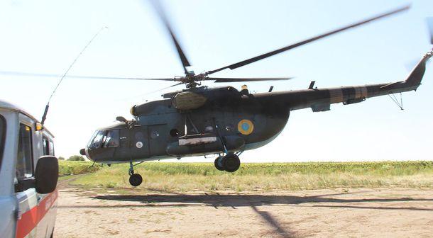На Вінниччині від лопастей гелікоптера загинув агроном
