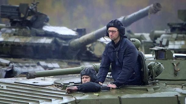 Воював і вПридністров'ї - вРосії знайшли черговий «компромат» наЯценюка