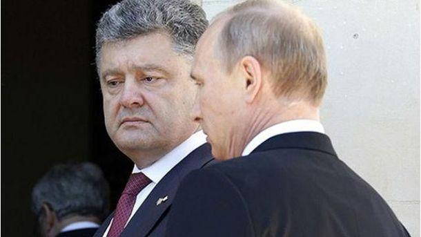 Предложением о введении миротворцев ООН на Донбасс Путин загоняет Порошенко в тупик