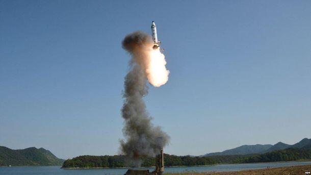 КНДР не вперше запустила ракету в сторону Японії