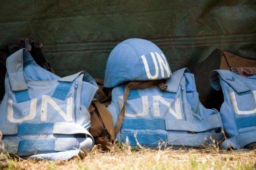 Путін попросив Макрона підтримати ініціативуРФ щодо миротворців ООН— Кремль
