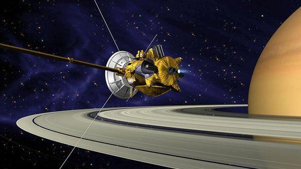 NASA покаже знищення космічного зонду