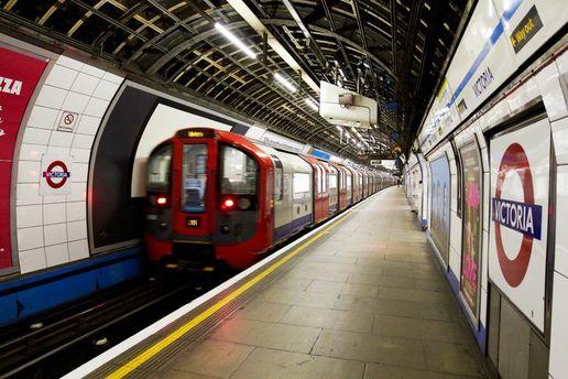 У лондонському метро стався вибух