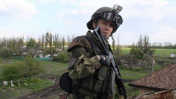 Українська снайперка розповіла як зуміла застрелити двох бойовиків на Донбасі на День Незалежності