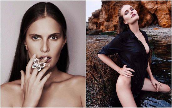 Модель Алла Костромічова поділилися власними секретами догляду за шкірою