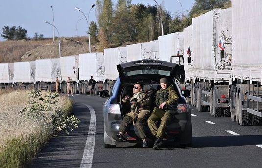 Нікому невідомо що Росія відправляла на Донбас у